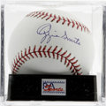 Autographs:Baseballs, Ozzie Smith Single Signed Baseball, PSA Gem Mint 10. The Wizard ofOz, widely regarded among the best defensive players of ...