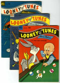 Golden Age (1938-1955):Cartoon Character, Looney Tunes and Merrie Melodies Comics Group (Dell, 1953-54)Condition: Average VG+.... (Total: 14 Comic Books)