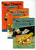 Golden Age (1938-1955):Cartoon Character, Walt Disney's Comics and Stories Group (Dell, 1949-52) Condition:Average VG.... (Total: 10 Comic Books)