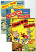 Golden Age (1938-1955):Cartoon Character, Looney Tunes and Merrie Melodies Comics Group (Dell, 1948-52)Condition: Average VG+.... (Total: 15 Comic Books)