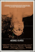 """Movie Posters:Science Fiction, Altered States (Warner Brothers, 1980). One Sheet (27"""" X 41""""). Science Fiction.. ..."""