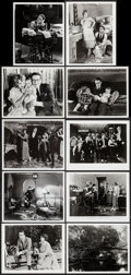 """Movie Posters:Comedy, Harold Lloyd Lot (1970s). Restrike Photos (16) (8"""" X 10""""). Comedy..... (Total: 16 Items)"""