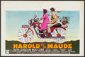 """Movie Posters:Comedy, Harold and Maude (CIC, 1971). Belgian (14"""" X 22""""). Comedy.. ..."""