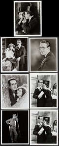 """Movie Posters:Comedy, Harold Lloyd Lot (1970s). Restrike Photos (16) (8"""" X 10"""" & 8"""" X10.25""""). Comedy.. ... (Total: 16 Items)"""