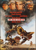 "Movie Posters:Western, Once Upon a Time in the West (Paramount, 1969). German A1 (23.5"" X33""). Western.. ..."