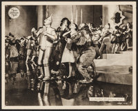 "The Wizard of Oz & Others Lot (MGM, 1949). Post War First Release Spanish Lobby Card (7.75"" X 9.5""), Progr..."