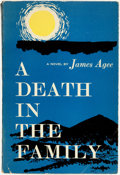 Books:Literature 1900-up, [Featured Lot]. James Agee. A Death in the Family. New York: McDowell, Obolensky, [1957]. ...