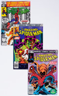 Modern Age (1980-Present):Superhero, The Amazing Spider-Man Group of 41 (Marvel, 1980-84) Condition:Average FN/VF.... (Total: 41 Comic Books)