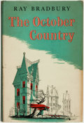 Books:Science Fiction & Fantasy, [Featured Lot]. Ray Bradbury. SIGNED. The October Country.London: Rupert Hart-Davis, 1956....