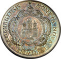 German States:Hamburg, German States: Hamburg. Free City Taler 1694-IR MS65 PCGS,...