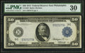 Fr. 1032 $50 1914 Federal Reserve Note PMG Very Fine 30
