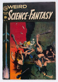 Golden Age (1938-1955):Science Fiction, Weird Science-Fantasy #29 (EC, 1955) Condition: VG/FN....
