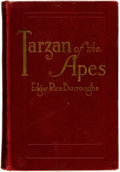 Books:Science Fiction & Fantasy, Edgar Rice Burroughs. Tarzan of the Apes. Chicago: A.C. McClurg & Co., 1914....