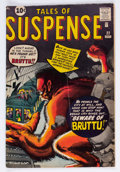Silver Age (1956-1969):Horror, Tales of Suspense #22 (Marvel, 1961) Condition: VG....
