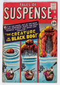 Silver Age (1956-1969):Horror, Tales of Suspense #23 (Marvel, 1961) Condition: VG+....