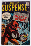 Silver Age (1956-1969):Horror, Tales of Suspense #24 (Marvel, 1961) Condition: VG+....