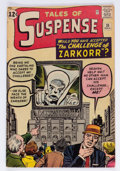 Silver Age (1956-1969):Mystery, Tales of Suspense #35 (Marvel, 1962) Condition: VG....