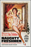 """Movie Posters:Adult, Naughty Freshmen & Others Lot (SRC Films, 1970). One Sheets (40) (25"""" X 37"""", 26"""" X 40"""", 27"""" X 41""""). Adult.. ... (Total: 40 Items)"""