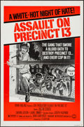 "Movie Posters:Action, Assault on Precinct 13 (Turtle Releasing, 1976). One Sheet (27"" X41""). Action.. ..."