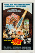 """Movie Posters:Science Fiction, At the Earth's Core (American International, 1976). One Sheet (27""""X 41"""") & Uncut Pressbook (16 Pages, 8.5"""" X 14""""). Science ...(Total: 2 Items)"""