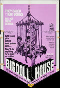 "Movie Posters:Bad Girl, Big Doll House (New World, 1971). One Sheet (27"" X 39"") & LobbyCard Set of 8 (11"" X 14""). Bad Girl.. ... (Total: 9 Items)"