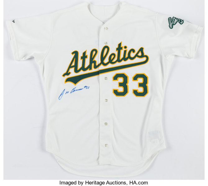 huge discount f6c19 3d62a Jose Canseco Signed