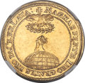 German States:Nurnberg, German States: Nurnberg. Free City gold 2 Ducats 1650 MS61 NGC,...