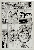 Original Comic Art:Panel Pages, Alan Davis and Paul Neary Detective Comics #573 Page 3Original Art (DC, 1987)....