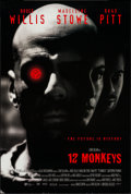 "Movie Posters:Science Fiction, Twelve Monkeys (Universal, 1995). International One Sheet (26.75"" X39.75"") DS. Science Fiction.. ..."