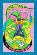 "Fantasia (Buena Vista, R-1970). Poster (30"" X 40""). Animation"