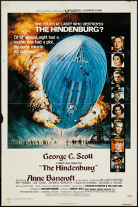 """The Hindenburg & Others Lot (Universal, 1975). One Sheets (6) (27"""" X 40"""" & 27"""" X 41""""), Austr..."""
