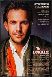 "Bull Durham & Others Lot (Orion, 1988). One Sheets (7) (27"" X 39.75"", 27"" X 40"", 27"" X..."