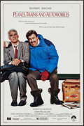 "Movie Posters:Comedy, Planes, Trains and Automobiles & Others Lot (Paramount, 1987).One Sheets (2) (27"" X 40"" & 27"" X 41"") SS Regular & SSAdvanc... (Total: 3 Items)"