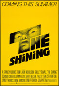 "Movie Posters:Horror, The Shining (Warner Brothers, 1980). International One Sheet (27"" X 40""). Horror.. ..."