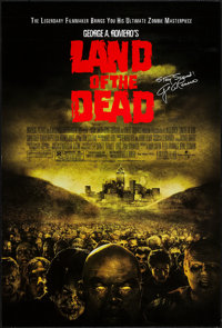 "Land of the Dead (Universal, 2005). One Sheet (27"" X 40"") DS . Horror"