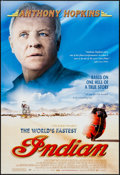 """Movie Posters:Adventure, The World's Fastest Indian (Magnolia Pictures, 2005). One Sheet(27"""" X 39.5"""") SS. Adventure.. ..."""