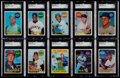 Baseball Cards:Sets, 1969 Topps Baseball Complete Set (664). ...
