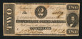 Confederate Notes:1862 Issues, T54 $2 1862 PF-11 Cr 292.. ...