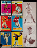 Football Cards:Lots, 1947-92 Multi-Sport Collection With Exhibits, 1956 Topps FB (150+)....
