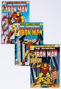 Bronze Age (1970-1979):Superhero, Iron Man Group of 82 (Marvel, 1974-83) Condition: Average NM-.... (Total: 85 Comic Books)