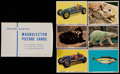 "Non-Sport Cards:Sets, Scarce Peter-Austin ""Magnajector Picture Cards"" Near Set (34/40)...."