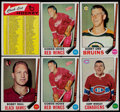 Hockey Cards:Lots, 1969 Topps Hockey Collection (210)....