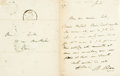 Autographs:Celebrities, Adolphe-Charles Adam, French composer, (1803 - 1856). AutographNote Signed. Undated....
