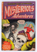 Golden Age (1938-1955):Horror, Mysterious Adventures #15 (Story Comics, 1953) Condition: GD....