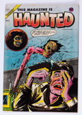 Golden Age (1938-1955):Horror, This Magazine Is Haunted #15 (Charlton, 1954) Condition: VG+....