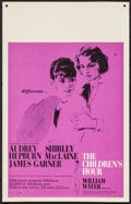 """Movie Posters:Drama, The Children's Hour (United Artists, 1962). Window Card (14"""" X22""""). Drama.. ..."""