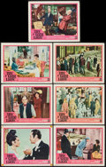 """Movie Posters:Musical, My Fair Lady (Warner Brothers, 1964). Lobby Cards (7) (11"""" X 14"""").Musical.. ... (Total: 7 Items)"""