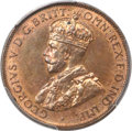 Australia, Australia: George V Proof 1/2 Penny 1935 PR63 Red and BrownPCGS,...