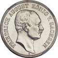 German States:Saxony, German States: Saxony. Friedrich August III silver Mint Visit Medal 1905-E MS64 NGC,...