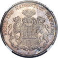 German States:Hamburg, German States: Hamburg. Free City Proof 5 Mark 1908-J PR66 NGC,...